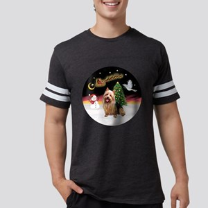 R-NightFlight-AussieTerrier1.p Mens Football Shirt