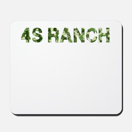 4S Ranch, Vintage Camo, Mousepad