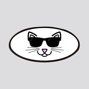 Cool Cat Wearing Sunglasses Patch