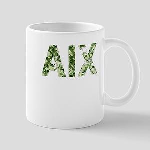 Aix, Vintage Camo, Mug