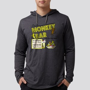monkeybar Mens Hooded Shirt