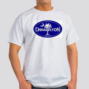 Charleston South Carolina Clear Light T-Shirt