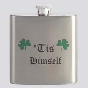 tis himself Flask