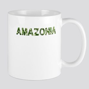 Amazonia, Vintage Camo, Mug