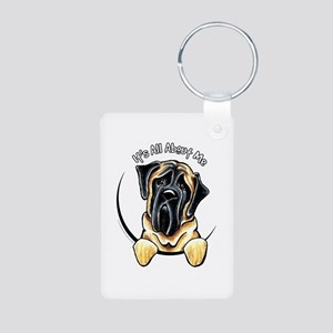 Mastiff IAAM Aluminum Photo Keychain