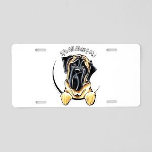 Mastiff IAAM Aluminum License Plate