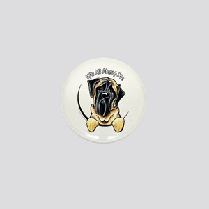 Mastiff IAAM Mini Button
