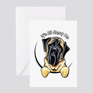 Mastiff IAAM Greeting Card