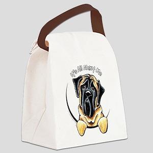 Mastiff IAAM Canvas Lunch Bag