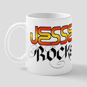 Jesse Rocks Mug