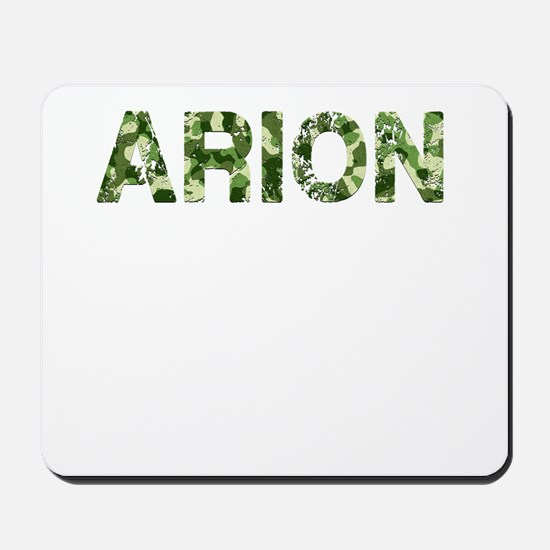 Arion, Vintage Camo, Mousepad