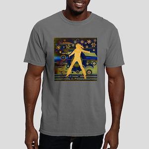 jumpingcrazy2 Mens Comfort Colors Shirt