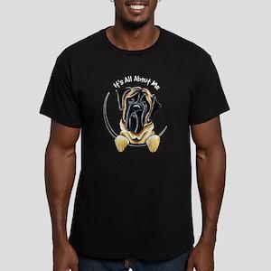 Bull Mastiff IAAM Men's Fitted T-Shirt (dark)