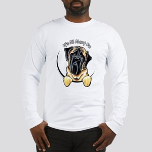 Bull Mastiff IAAM Long Sleeve T-Shirt