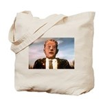 Whimsical Man Tote Bag
