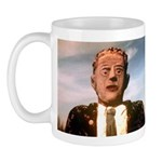Whimsical Man Mug