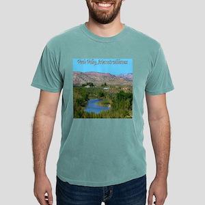 Verde Valley Mens Comfort Colors Shirt