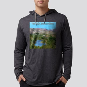 Verde Valley Mens Hooded Shirt