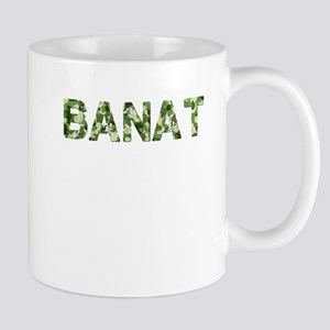 Banat, Vintage Camo, Mug
