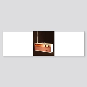 Radio Sticker (Bumper)