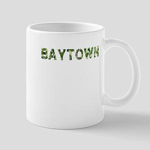 Baytown, Vintage Camo, Mug