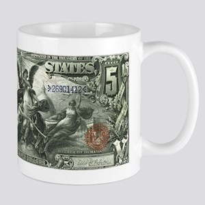 $5 Educational Note Mug