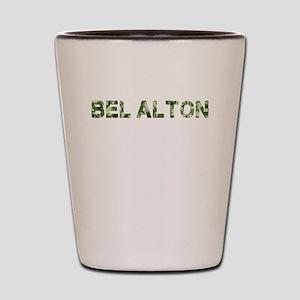 Bel Alton, Vintage Camo, Shot Glass