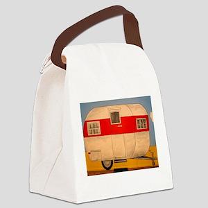 Camper Ham Canvas Lunch Bag