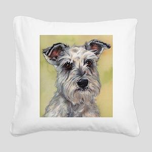 Gizmo Square Canvas Pillow