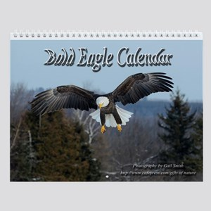 Bald Eagle Wall Calendar