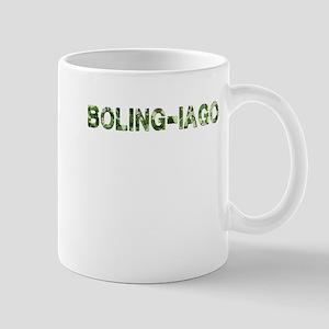 Boling-Iago, Vintage Camo, Mug