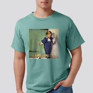 A Childs Book - puppy ne Mens Comfort Colors Shirt