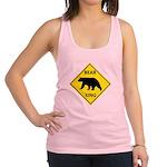 Bear Crossing Racerback Tank Top