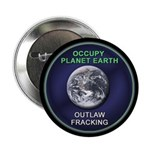 """Outlaw Fracking 2.25"""" Buttons (10 pack)"""
