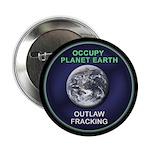"Outlaw Fracking 2.25"" Button"