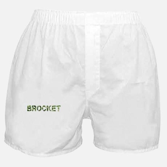 Brocket, Vintage Camo, Boxer Shorts