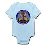 USS COGSWELL Infant Bodysuit
