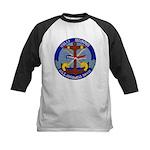USS COGSWELL Kids Baseball Jersey