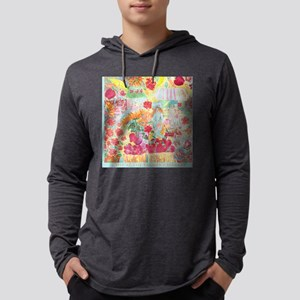 Chef at the Farmers Market Mens Hooded Shirt