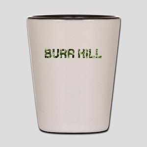 Burr Hill, Vintage Camo, Shot Glass