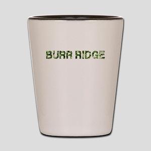 Burr Ridge, Vintage Camo, Shot Glass