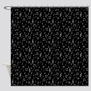 musical Shower Curtain