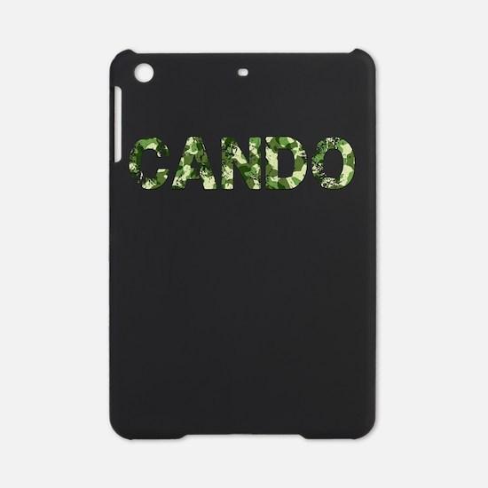 Cando, Vintage Camo, iPad Mini Case