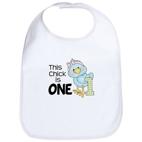 This Chick is One Bib
