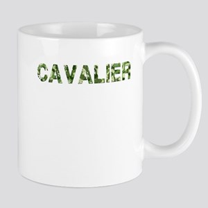 Cavalier, Vintage Camo, Mug