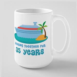 35th Anniversary Cruise Mugs