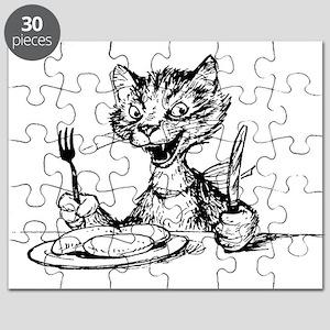 Happy Cat Puzzle
