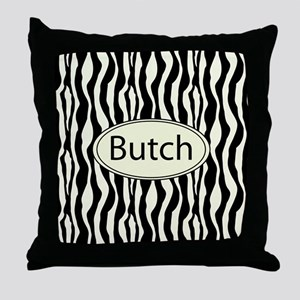 YOUR PET'S NAME on this  Throw Pillow