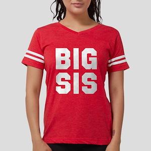 Big Sis Personalized Womens Football Shirt