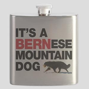 Its a BERNese Flask
